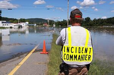 incident commander training, on-scene incident commander, incident commander safety training