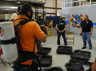 fit testing, respirator protection training, ppe