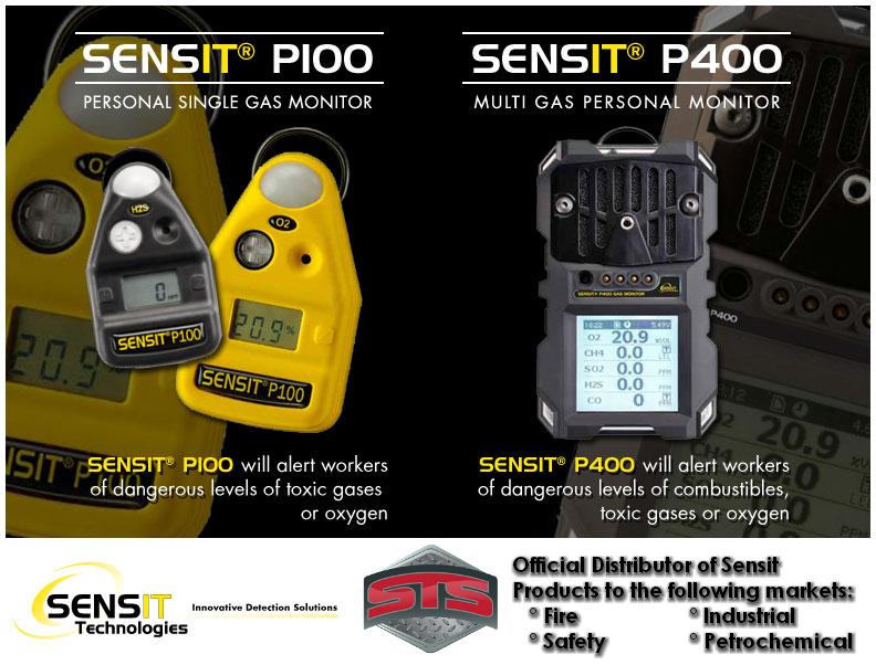 STS Sensit monitors