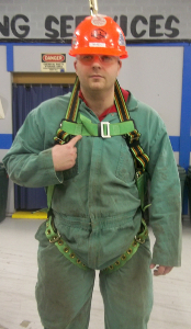 Fall protection, safety harness