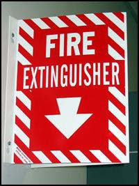 extinguishersign