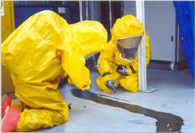 Hazmat Spill Cleanup