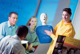 AED training, aed training chicago, first aid kit training, first aid training services