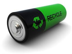 Batteries, recycle, office safety