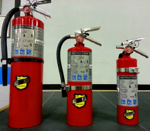 STS Fire Extinguishers