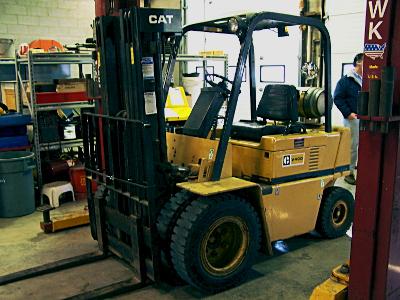 PIT Forklift Training
