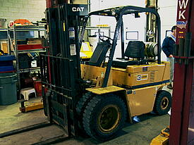 PIT Forklift Training