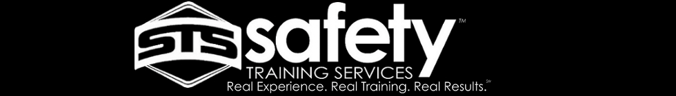 Safety Training Services Site Map