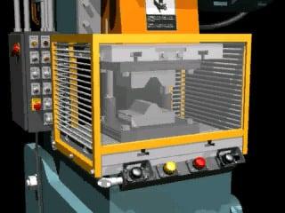 machine guarding, barrier guard, osha 10, construction safety