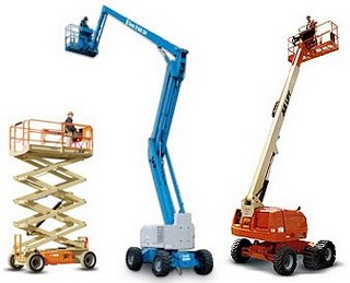 Aerial Training, aerial lift training, AWP training