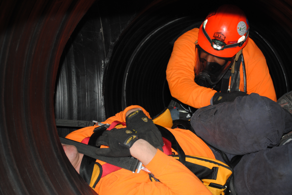 confined space training at safety training services