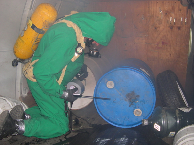 hazmat training, hazmat awareness, hazwoper