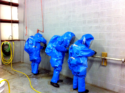 hazmat training, hazardous materials training, hazwoper