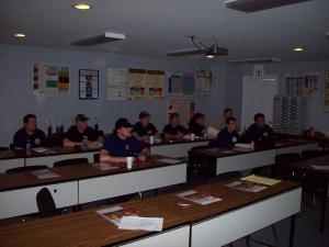IR training, incident commander training