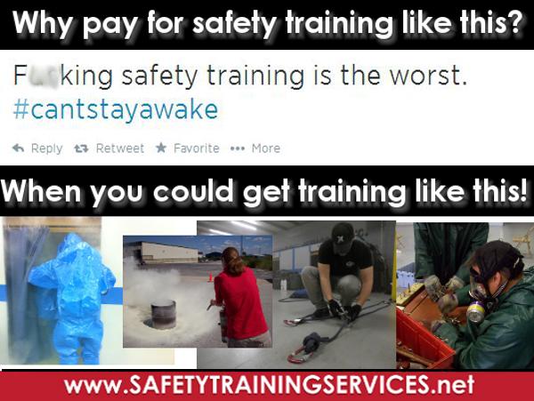 OSHA training for construction @ STS