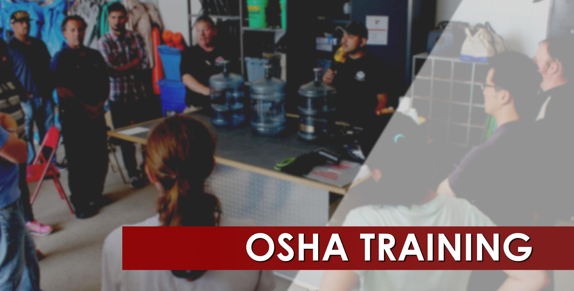 OSHA Training Indiana