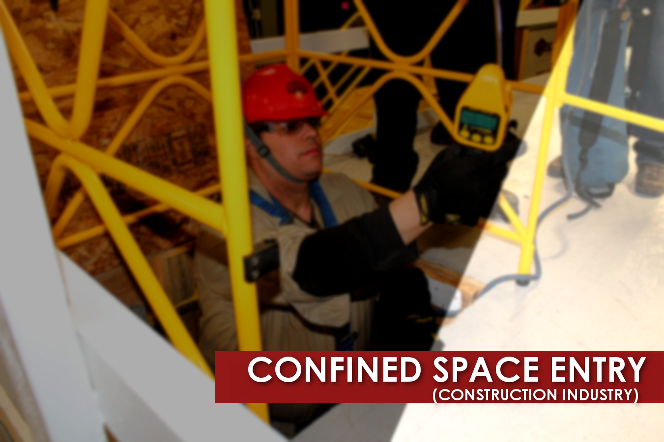 Confined Space Entry Construction