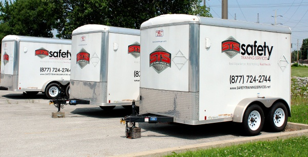 Our supplied air breathing trailers are available for rent!
