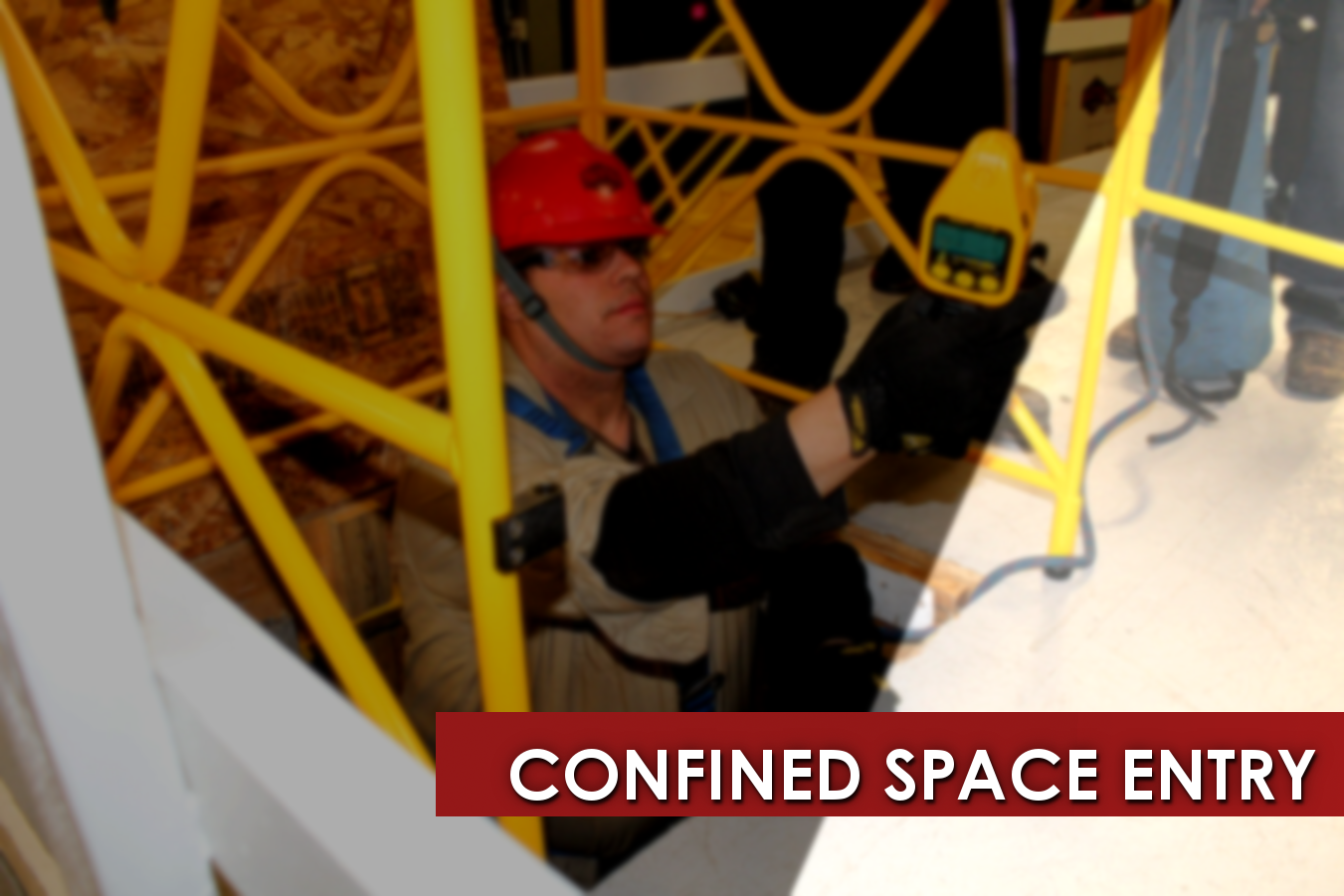 Confined Space Entry Training | Safety Training Services