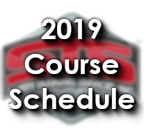Click to see our 2019 safety training course dates!